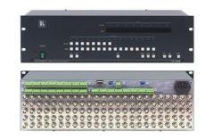 Kramer Electronics VP-1608 16x8 RGBHV & Balanced Stereo Audio Matrix Switcher
