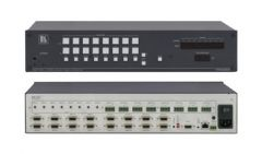 Kramer VP-8X8AK 8x8 Computer Graphics Video & Stereo Audio Matrix Switcher