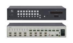 Kramer Electronics VP-8X8AK 8x8 Computer Graphics Video & Stereo Audio Matrix Switcher