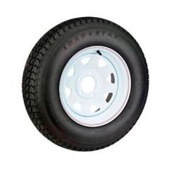 TecNec VPTR-SPARE Spare Tire for VPTR-1 Production Trailers 5...