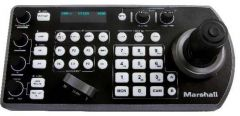 Marshall Electronics VS-PTC-IP Marshall  Compact Broadcast IP/RS232/RS422 PTZ Joystick Controller