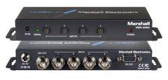 Marshall Electronics VSW-2000 Marshall  4x1 3G/HD/SDI Switcher