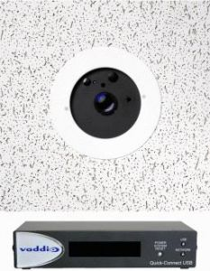 Vaddio 999-3029-000 CeilingVIEW HD-18 DocCAM w/ Quick-Connect...