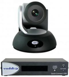 Vaddio 999-9909-000 RoboSHOT 12 QUSB System