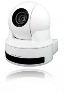 Vaddio 999-2680-000W Sony EVI-D80 SD PTZ Camera - White
