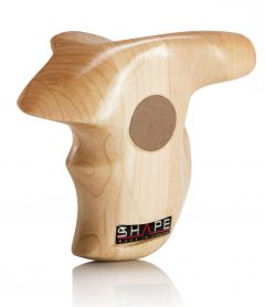 Shape Wooden handle grip replacement left - WL-HAND